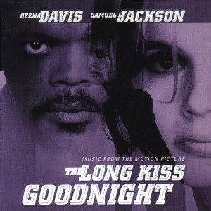 Pic of film poster for The Long Kiss Goodbye