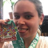 Medal -  Scouse 5k